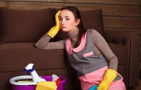איך לנקות בעצמך את הבית לאחר השיפוץ